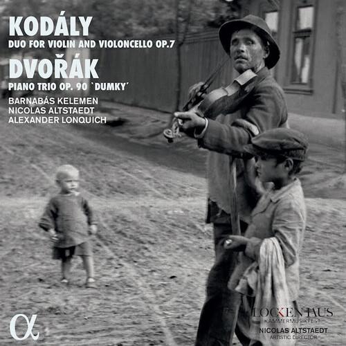 Duo for Violin & Violoncello