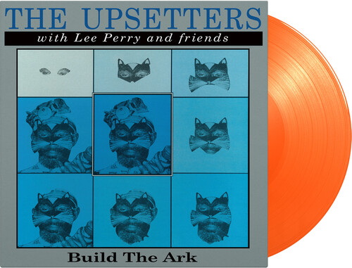 Upsetters - Build The Ark [Colored Vinyl] [Limited Edition] [180 Gram] (Org) (Hol)