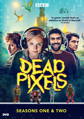 Dead Pixels: Seasons One And Two