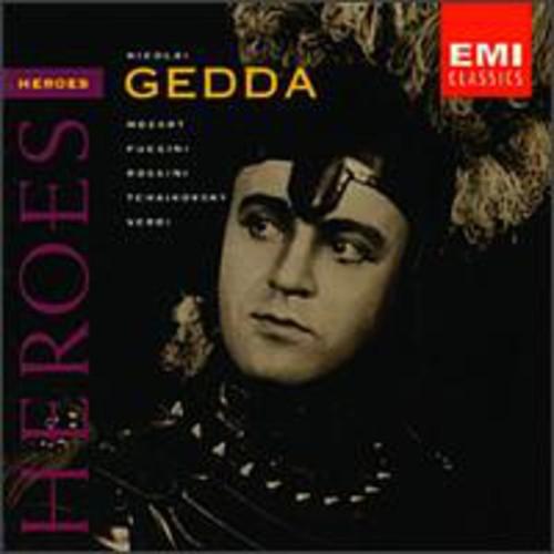 Nicolai Gedda-Opera Heroes