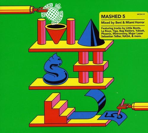 Vol. 5-Mashed [Import]