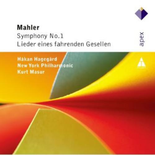 Symphony No 1: Lieder Eines Fahrenden Gesellen