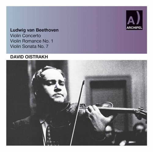Concerto for Violin & Orchestra Op 61