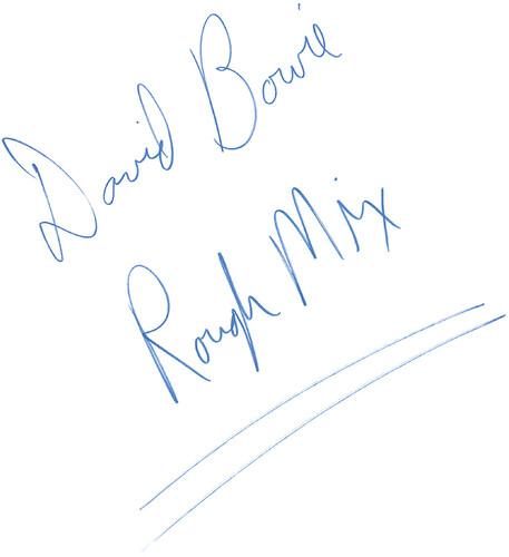 David Bowie - BOWPROMO