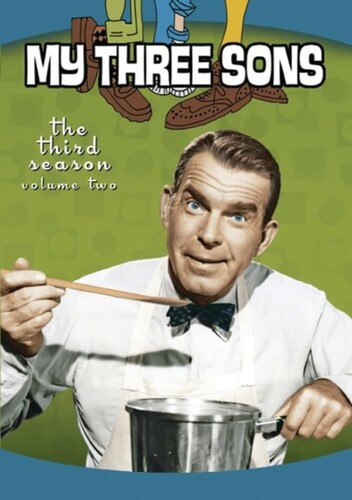 My Three Sons: The Third Season Volume Two