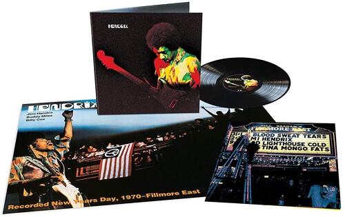Jimi Hendrix - Band Of Gypsys [LP]