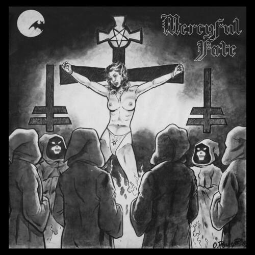 Mercyful Fate - Nuns Have No Fun [Limited Edition Black & White LP]