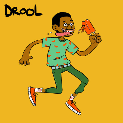 Drool (Orange Cream Swirl Vinyl)