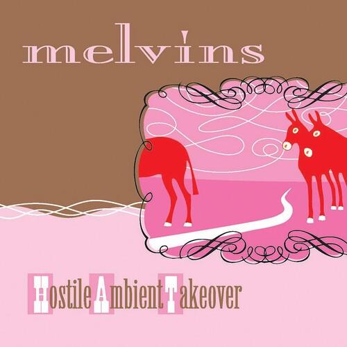Melvins - Hostile Ambient Takeover [Baby Pink LP]