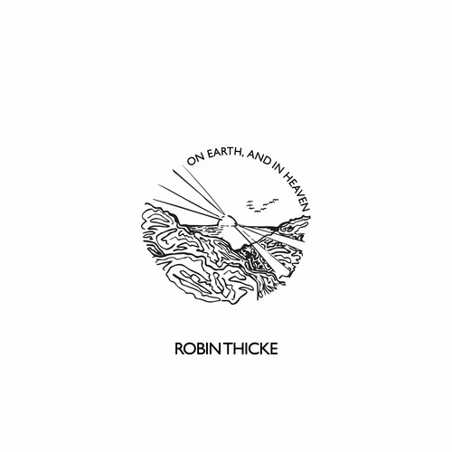 Robin Thicke - On Earth & In Heaven [Clear LP]