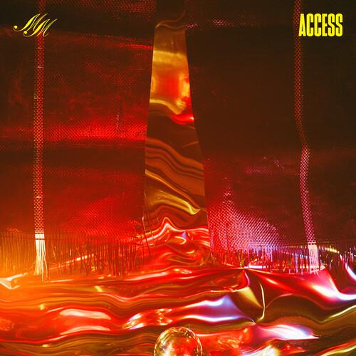 Major Murphy - Access [Indie Exclusive] (Transparent Blue Vinyl) (Blue) [Indie Exclusive]