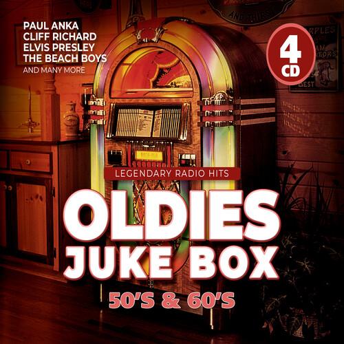 Oldies Juke Box: 50s & 60s Hits (Various Artists)
