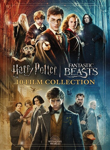 Wizarding World 10-Film Collection (20th Anniversary)