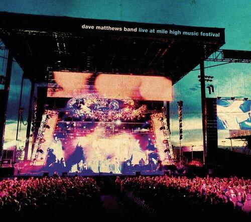 Dave Matthews-Live at Mile High Music Festival