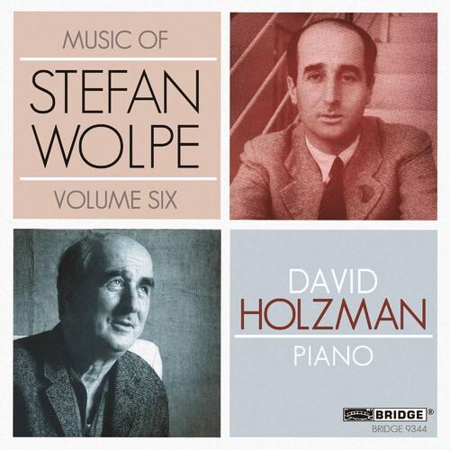 Music of Stefan Wolpe 6