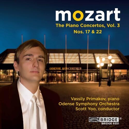 Mozart Piano Concertos 3