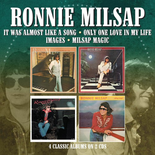 It Was Almost Like A Song /  Only One Love In My Life /  Images /  MilsapMagic [Import]