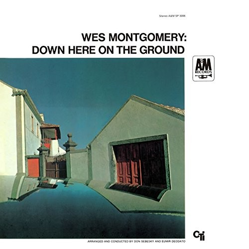 Down Here On The Ground [Import]