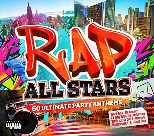Rap All Stars /  Various [Import]