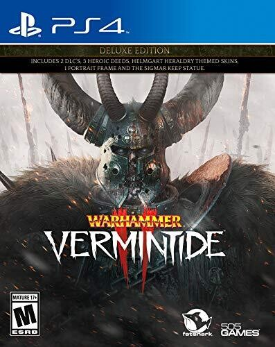 - WH: Vermintide 2: Ultimate Edition for Playstation 4