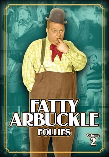 Fatty Arbuckle Follies (Silent), Vol. 2