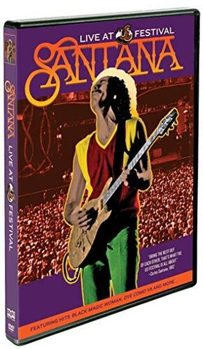 Santana: Live At The US Festival