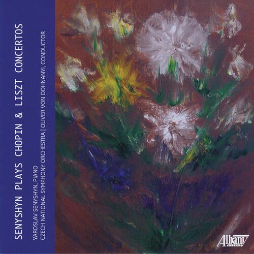 Senyshyn Plays Chopin & Liszt Concertos