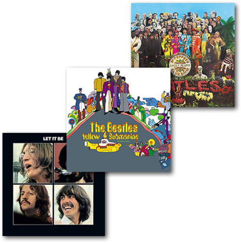 The Beatles Vinyl Bundle
