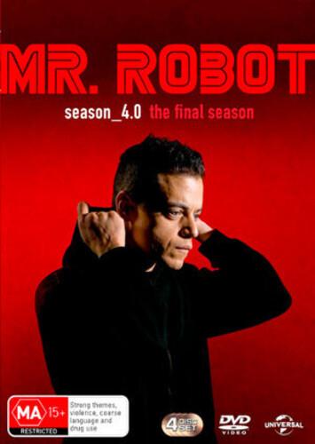 Mr. Robot: Season 4.0: The Final Season [Import]