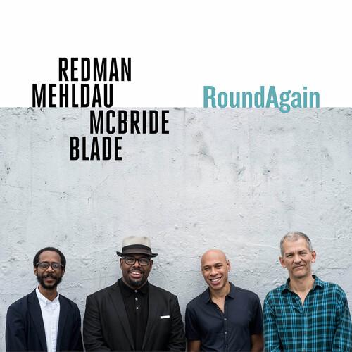 Joshua Redman, Brad Mehldau, Christian McBride & Brian Blade - RoundAgain [LP]