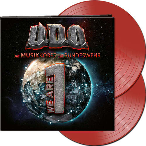 We Are One (Clear Red Vinyl)