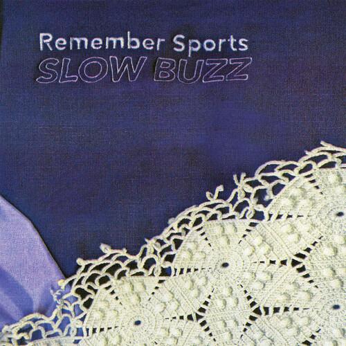 Slow Buzz (Silver & Milky Clear Galaxy Vinyl)