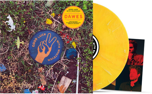 Dawes - Good Luck With Whatever [Indie Exclusive Limited Edition Yellow Marble LP]