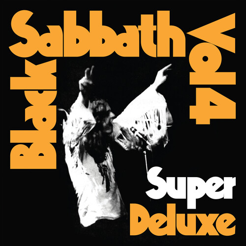Black Sabbath - Vol 4 [Deluxe]