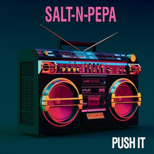 Salt-N-Pepa - Push It (Blue) [Colored Vinyl] [Clear Vinyl] [Limited Edition] (Pnk)