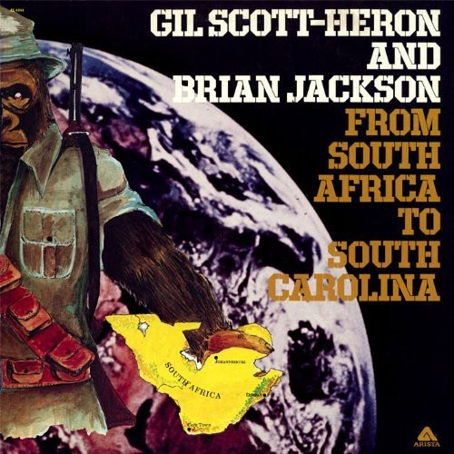 From South Africa to South Carolina [Import]