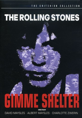 The Rolling Stones: Gimme Shelter (Criterion Collection)