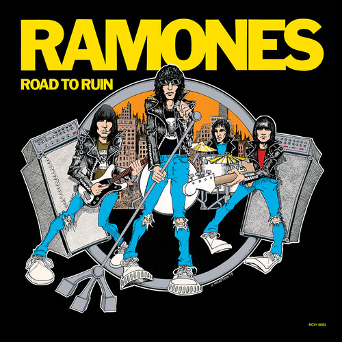 Ramones - Road To Ruin [SYEOR Exclusive 2019 Blue LP]