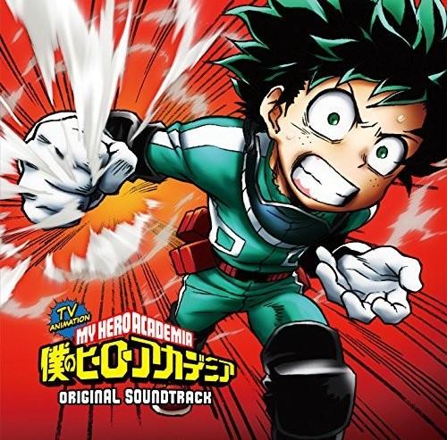 My Hero Academia (Original Soundtrack) [Import]