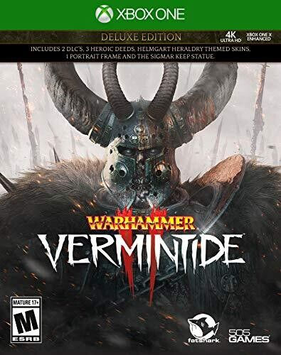 - Wh: Vermintide 2 - Ult Ed [Limited Edition]