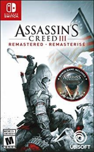 - Assassin's Creed III: Remastered for Nintendo Switch