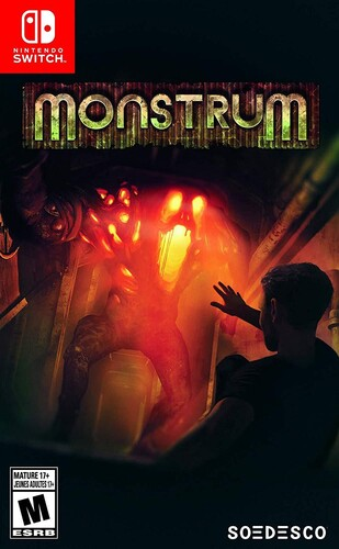 - Monstrum for Nintendo Switch