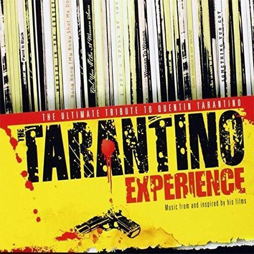 Tarantino Experience / Various Gate Ltd Ogv - Tarantino Experience / Various (Gate) (Ltd) (Ogv)