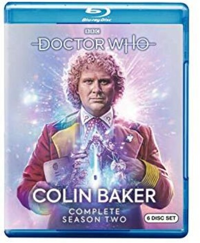 Doctor Who: Colin Baker: Complete Season Two