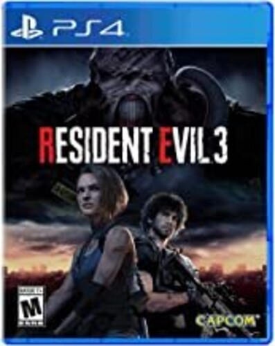 Ps4 Resident Evil 3 Remake - Resident Evil 3 Remake for PlayStation 4