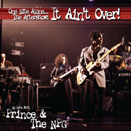 Prince & The New Power Generation - One Nite Alone… The Aftershow: It Ain't Over! (Up Late With Prince & The NPG) [Purple 2LP]