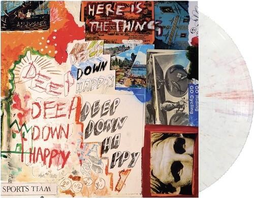 Deep Down Happy (Jawbreaker Colored Vinyl)