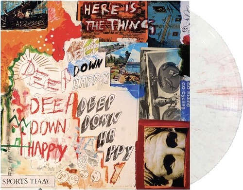 Deep Down Happy (Jawbreaker Colored Vinyl)