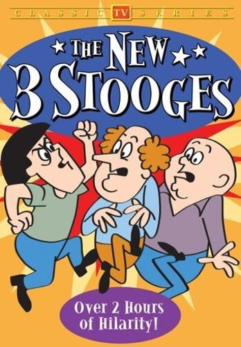 The New Three Stooges: Volume 1