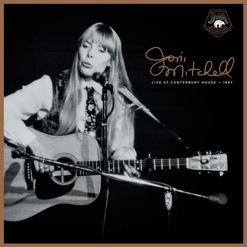 Live At Canterbury House - 1967  :Joni Mitchell